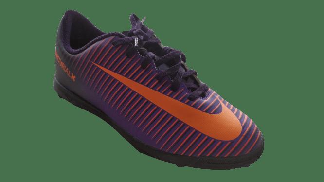 Chuteira Nike 831954 JR Mercur Purple