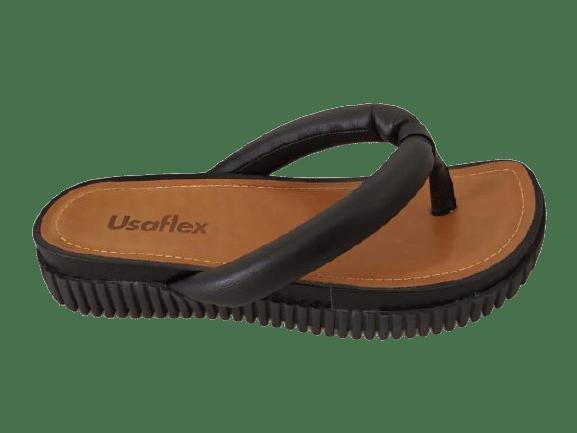 Chinelo Usaflex AF3505002 Preto