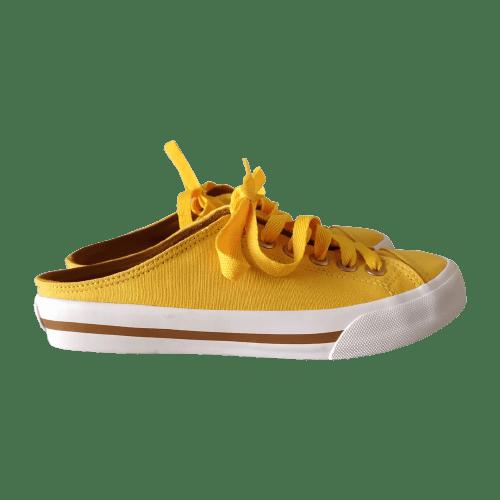 Mule Capricho CP0691 Amarelo