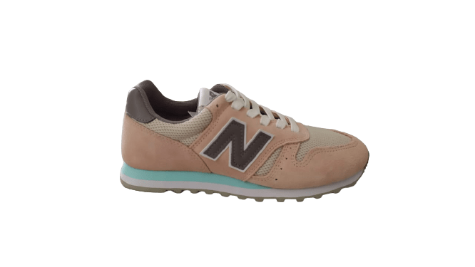 Tênis New Balance WL373CY2 Rosa/Verde