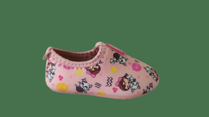 Sapatilha Molekinha 2719.100 Cat Rosa