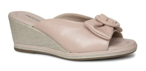 Tamanco Piccadilly 408164 Nude