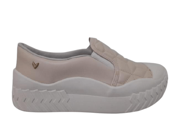 Tênis Mississipi Q3093 03 Nude/Branco