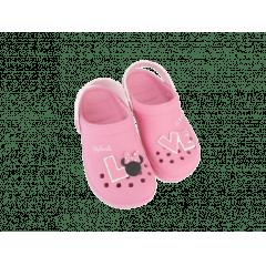 Babuche Disney 21747 Rosa