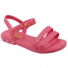 Sandália Grendene 22492 Barbie Rosa
