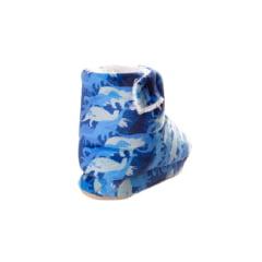 Pantufa Europa 864 Dinossauros Azul