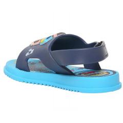 Sandália Mundo Bita Azul
