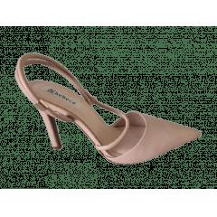 Sapato Bebecê T9430-077 Nude