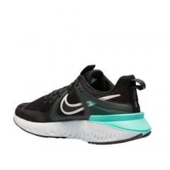Tênis Nike Legend React 2 Preto/Verde